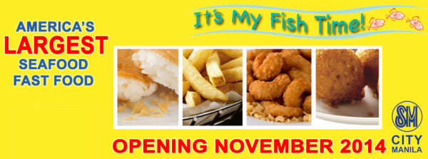 long john silvers opening in manila on nov 2014