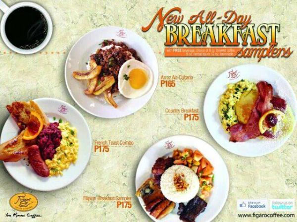 Filipino Breakfast Sampler