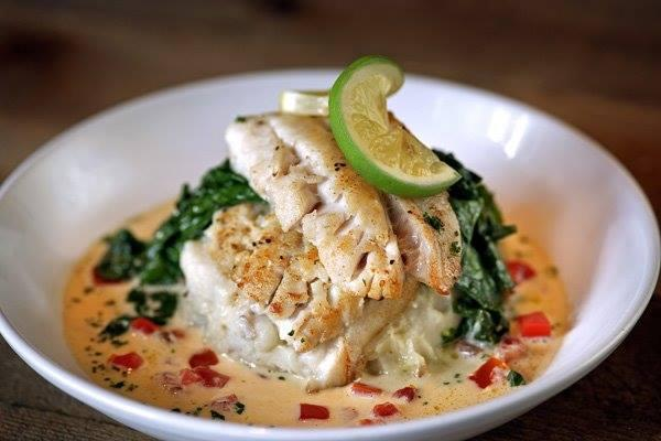 Jenny's Catch With Lobster Butter Sauce - Bubba Gump menu at Level 4, Trinoma Mall, EDSA cor ...