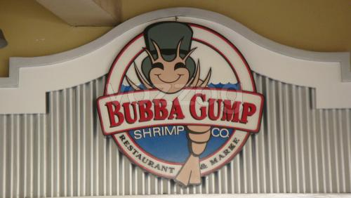 Bubba Gump Photos at Unit 219, Level 2, Greenbelt 3 | Vozzog.com ...