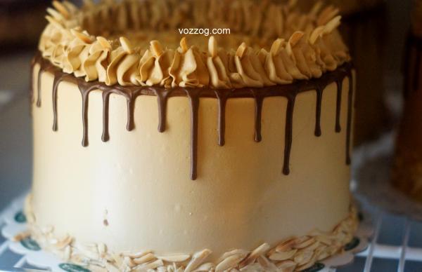 walnut cake mocha frosted torte walnut mocha torte walnut mocha torte ...