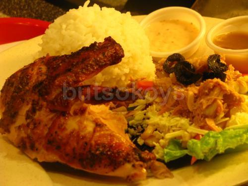 Solo B Chicken Plate - Kenny Rogers Menu at Km 62 Mega ...